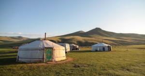 モンゴルの大草原でオオカミの危険と隣り合わせOPP、お腹弱すぎなんですけど、旅人なんです|限界間近で冷や汗かきまくった腹痛エピソード2