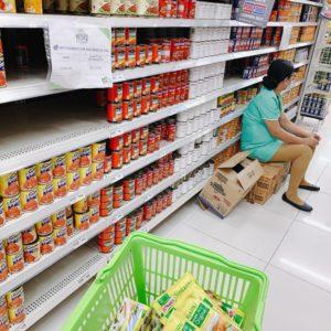 フィリピンセブ島のスーパーマーケットに行こう!愉快なフィリピン人